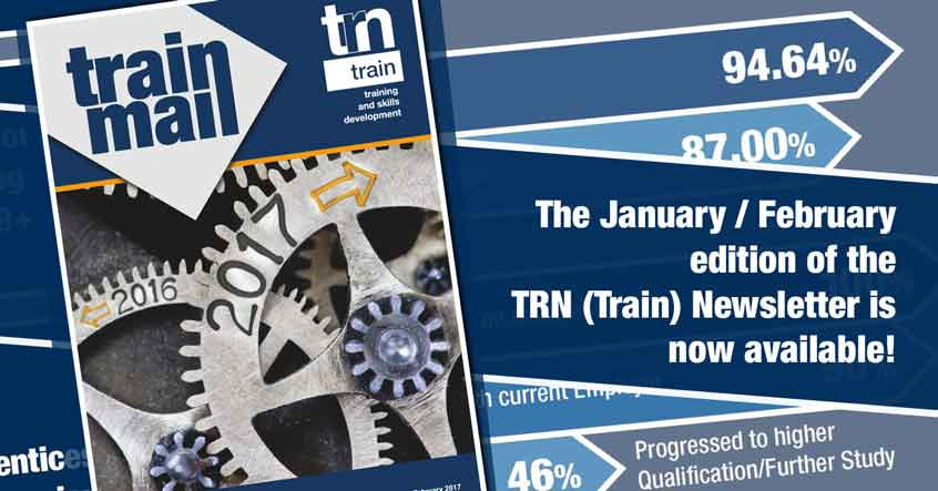 TrainMail - January / February 2017 Edition