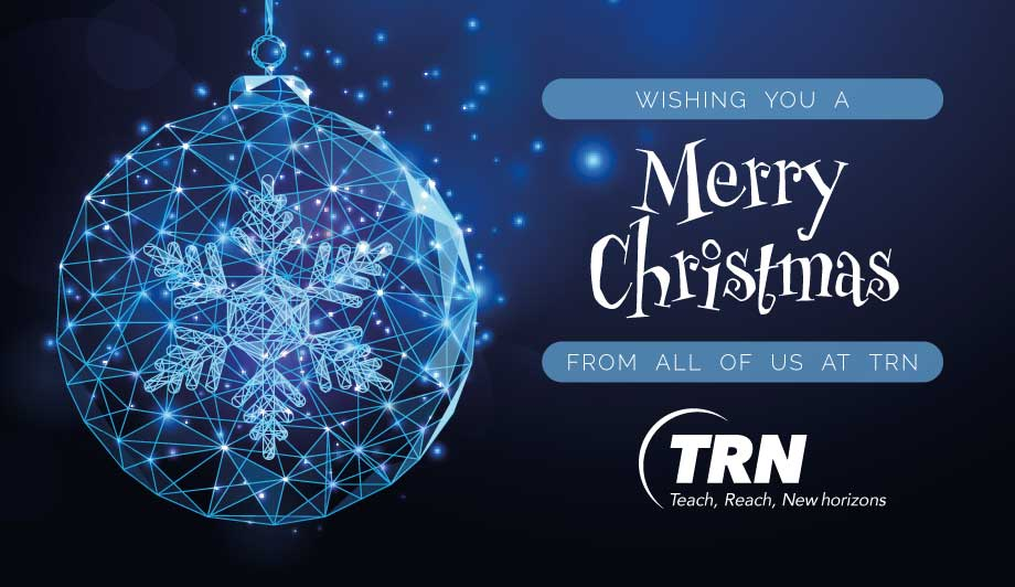 Merry Christmas from all of us at TRN