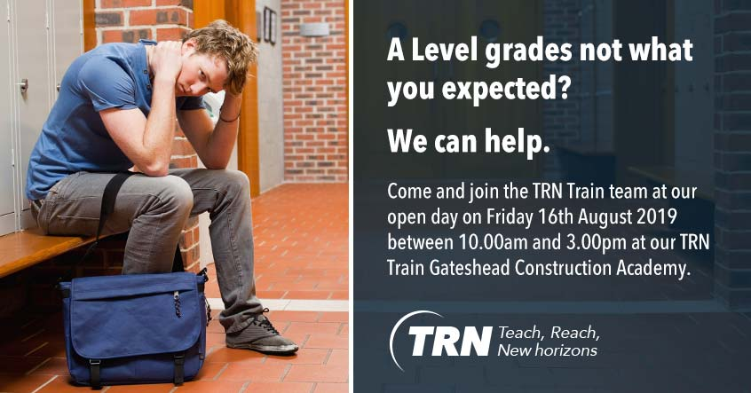 A Level Grades not what you expected? We can help