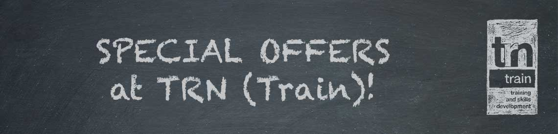Special Offers at TRN (Train)